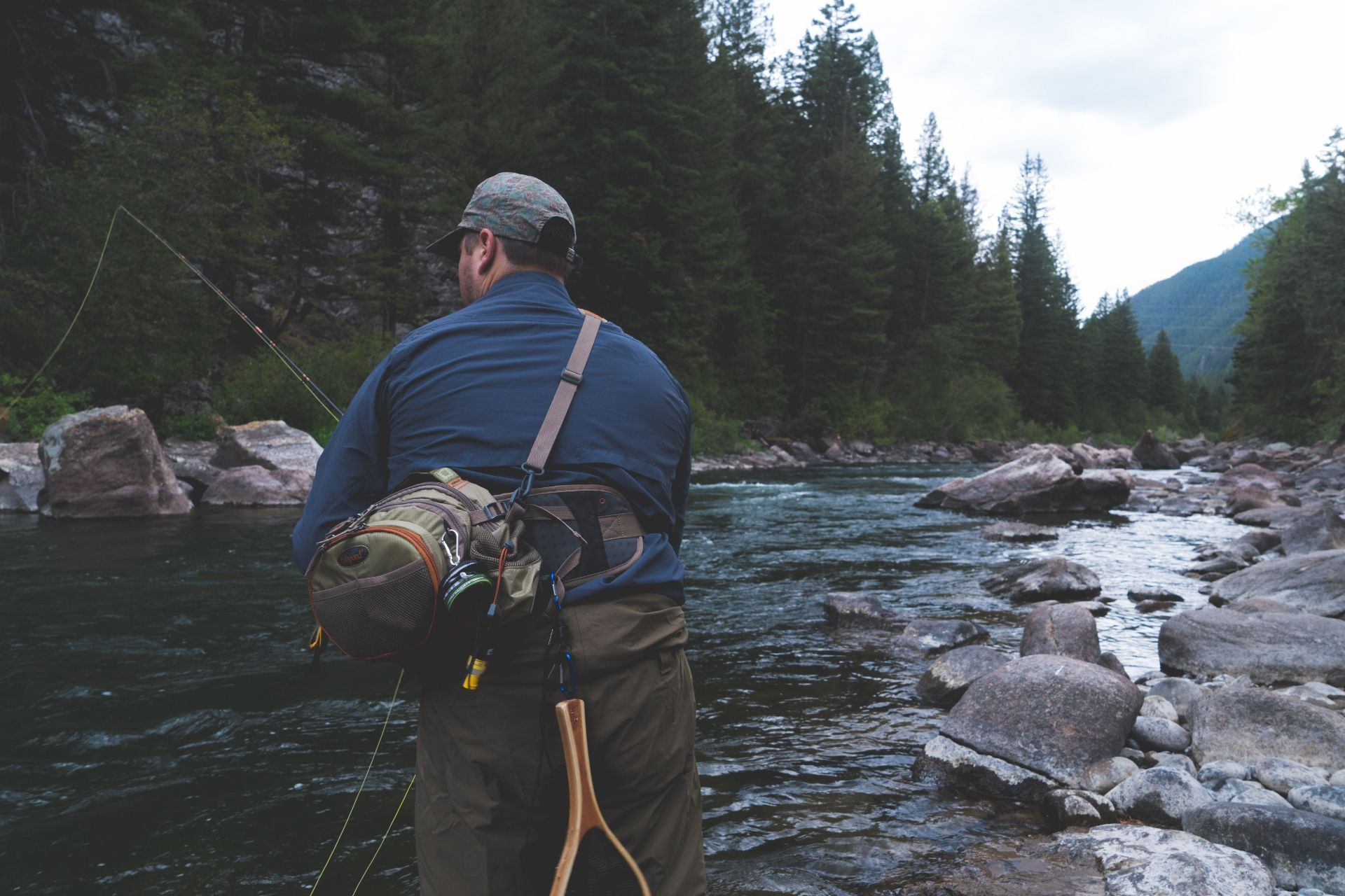 Fly-Fishing and Guides